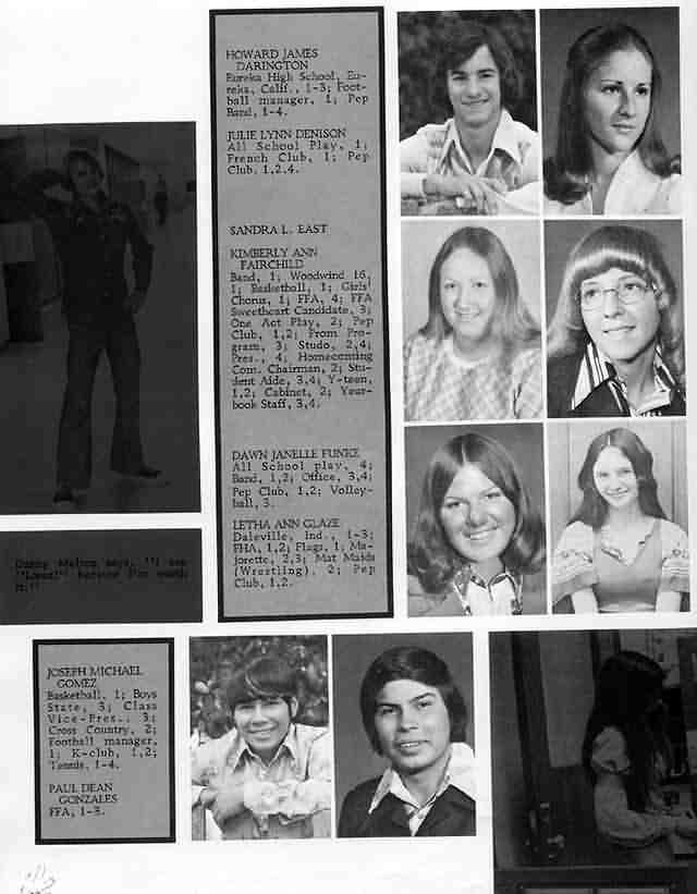 Kingman High School Class of '77
